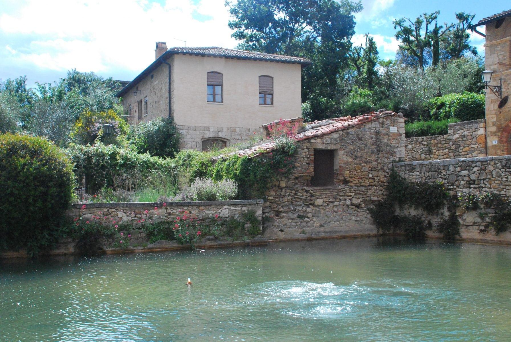 Pienza, Sant\'Antimo, Bagno Vignoni: delightful Val d\'Orcia ...